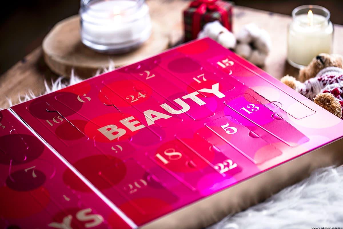calendrier avent beauté 2017 marionnaud