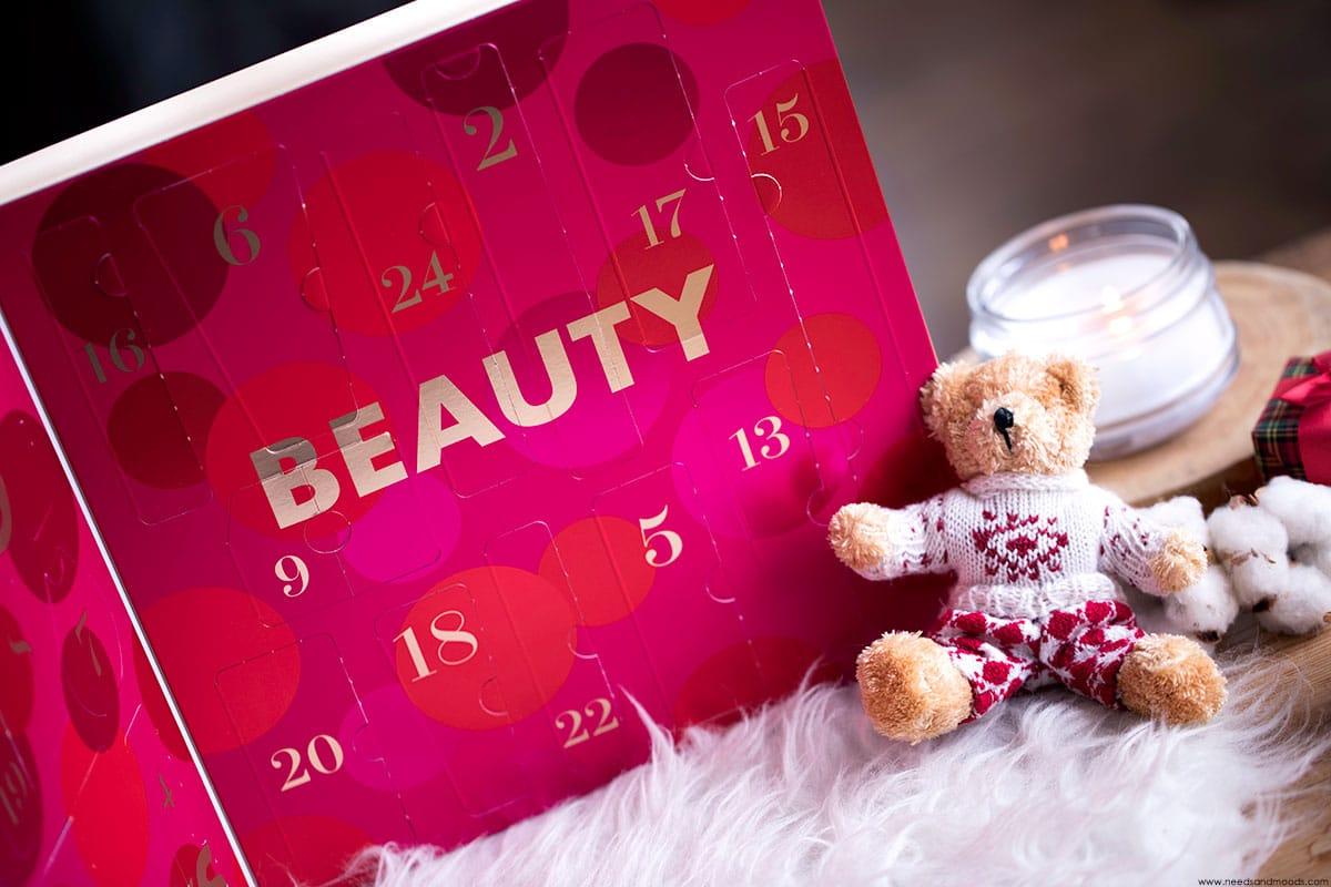 calendrier avent beauté marionnaud