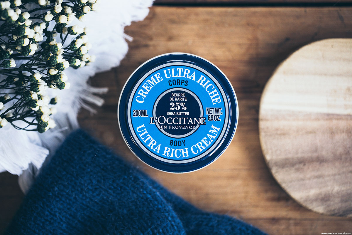 l occitane creme ultra riche