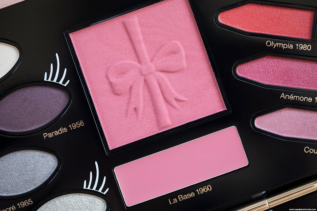 lancome olympia le tan palette blush
