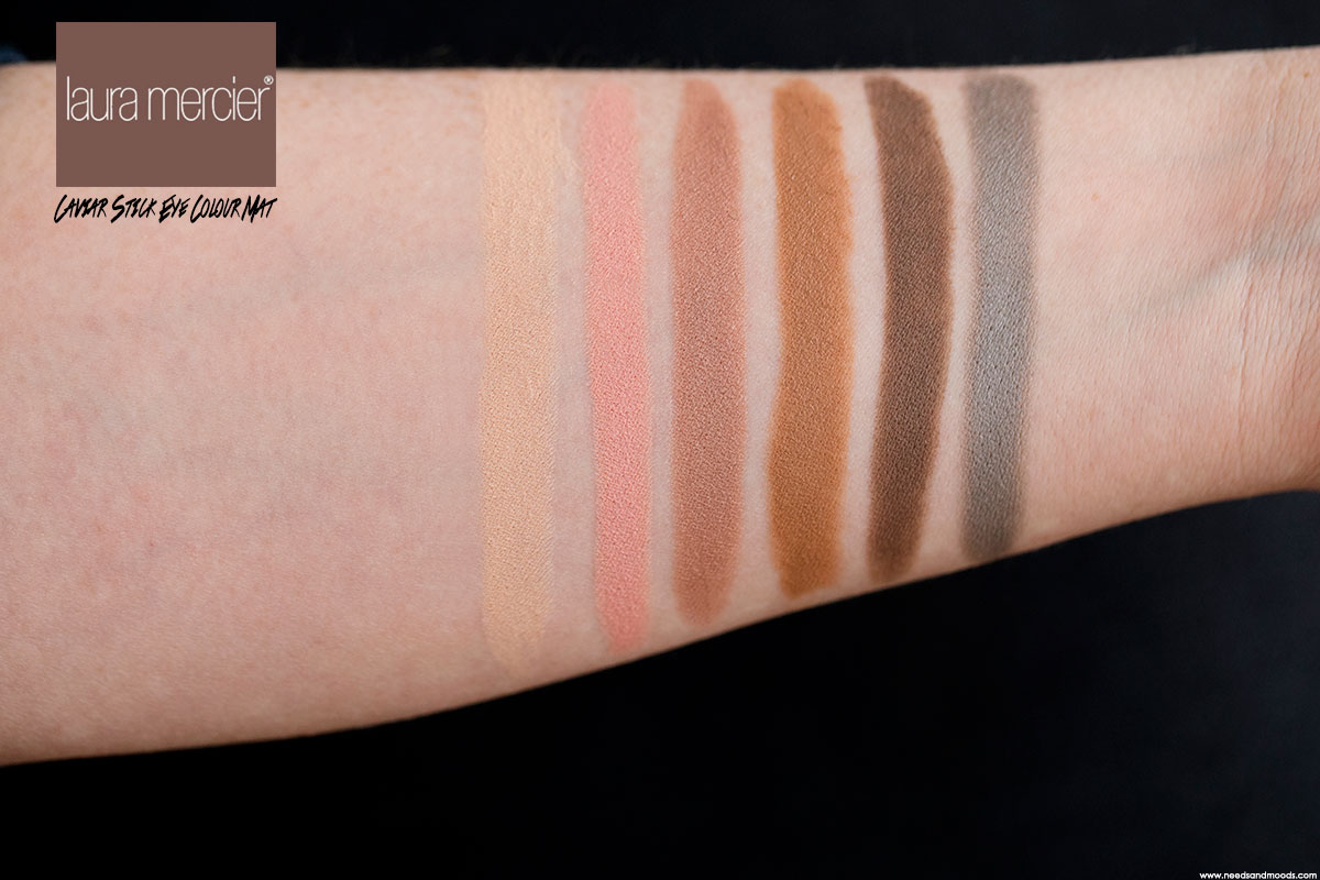 laura mercier caviar stick mat swatch