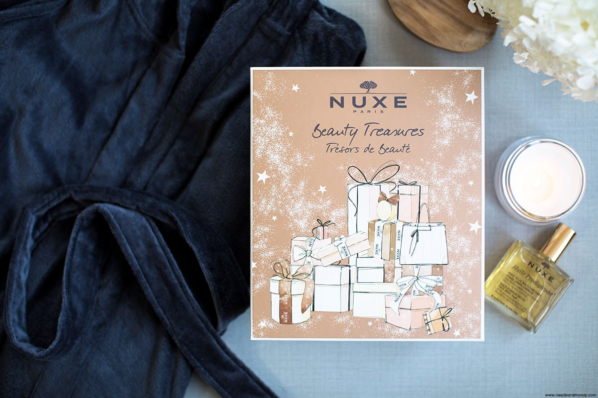 nuxe calendrier avent