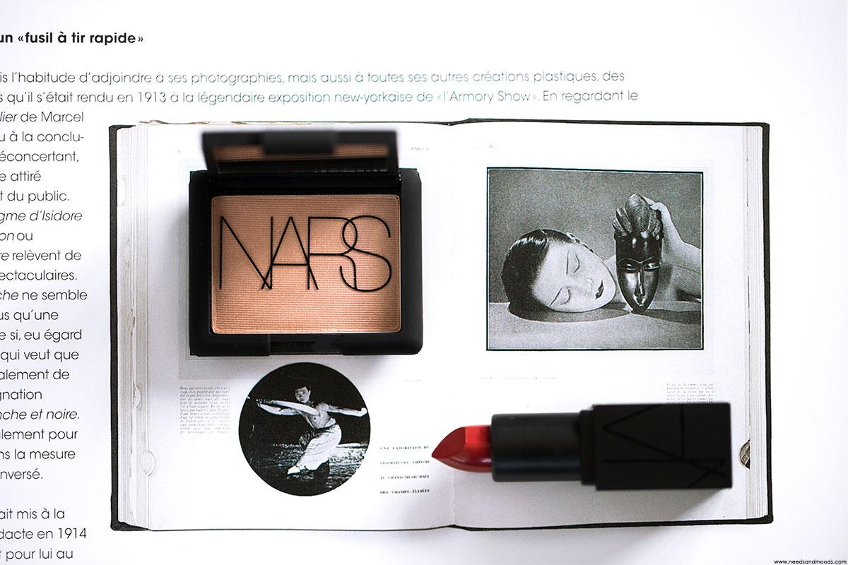 NARS Man Ray edition limitee