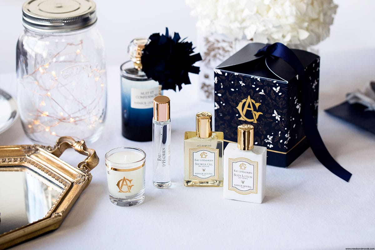 annick goutal coffret parfum