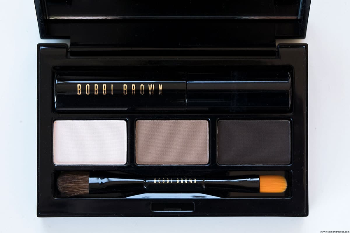 bobbi brown soft smokey shadow mascara palette avis