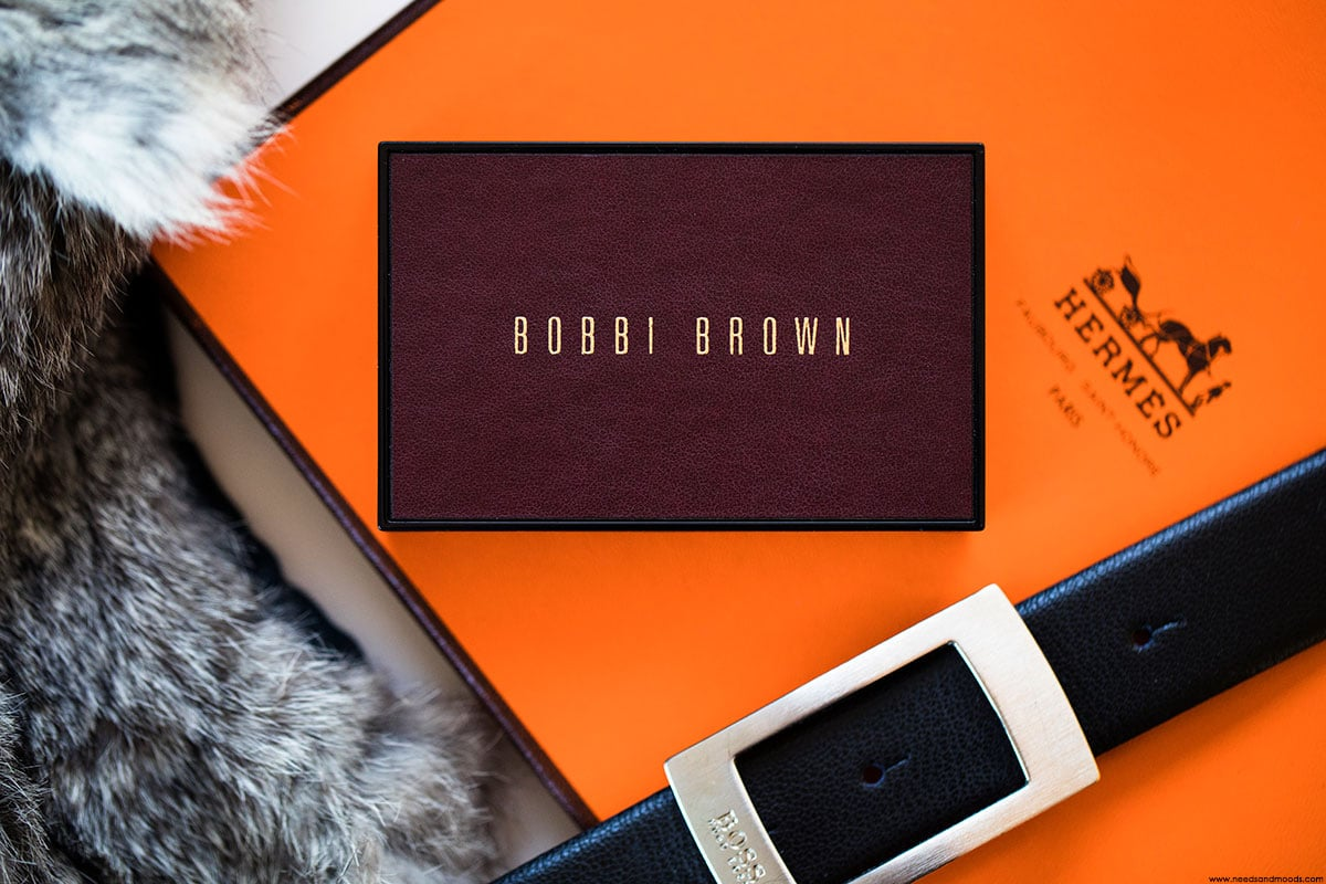 bobbi brown soft smokey shadow mascara palette