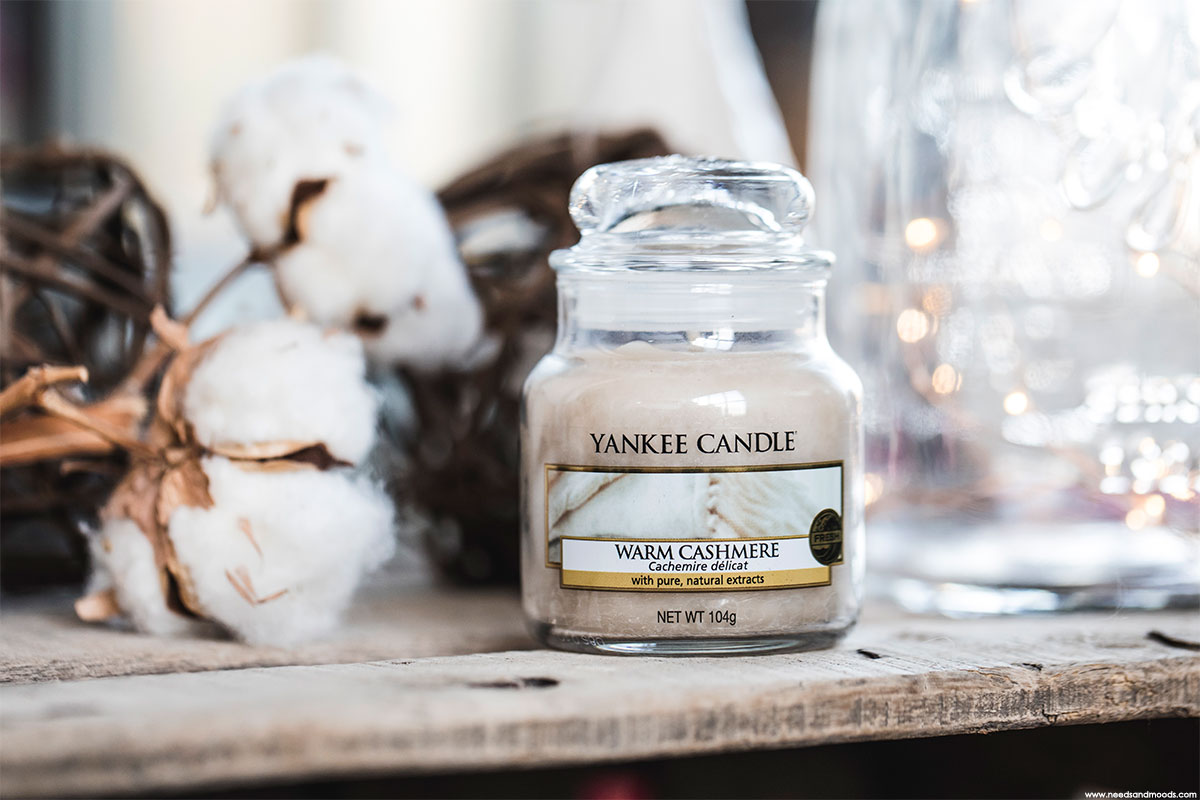 glossybox novembre 2017 yankee candle