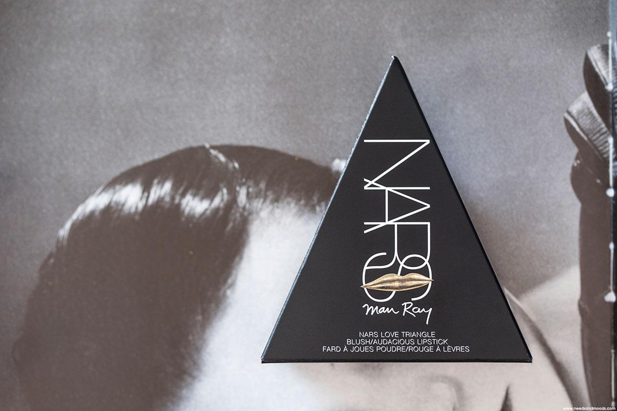 love triangle NARS Man Ray