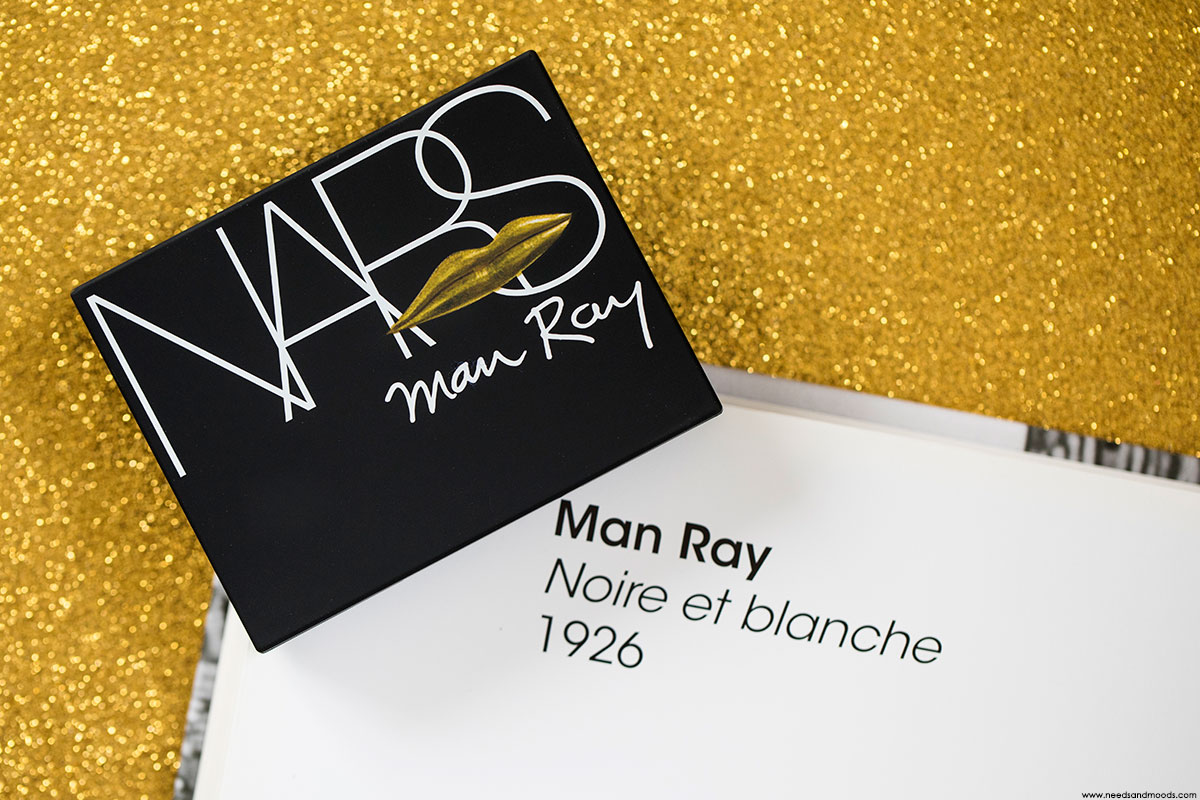 nars man ray Overexposed Glow Highlighter Double Take
