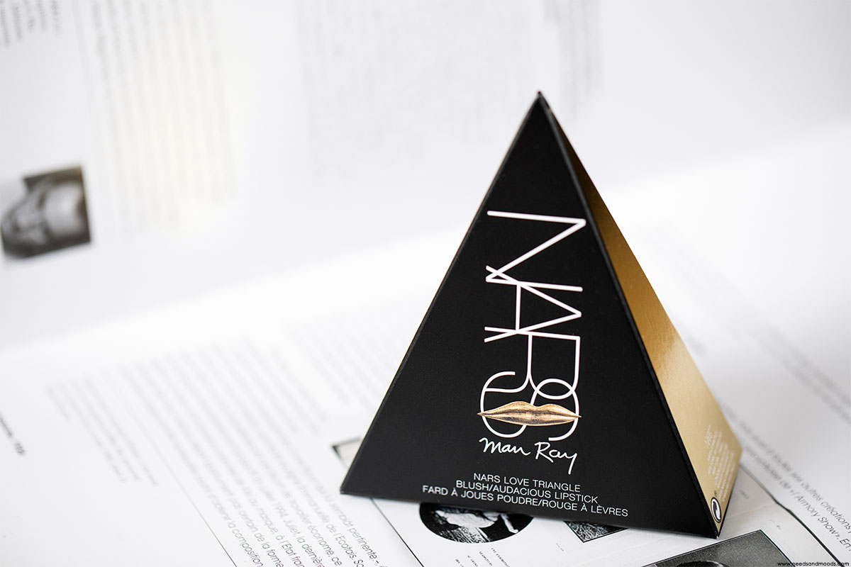 nars man ray love triangle
