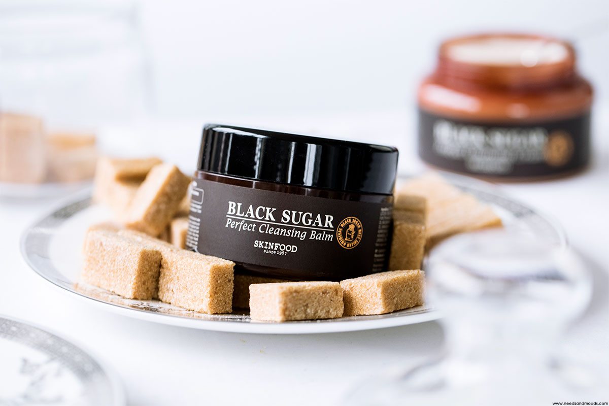 skinfood black sugar perfect cleansing balm