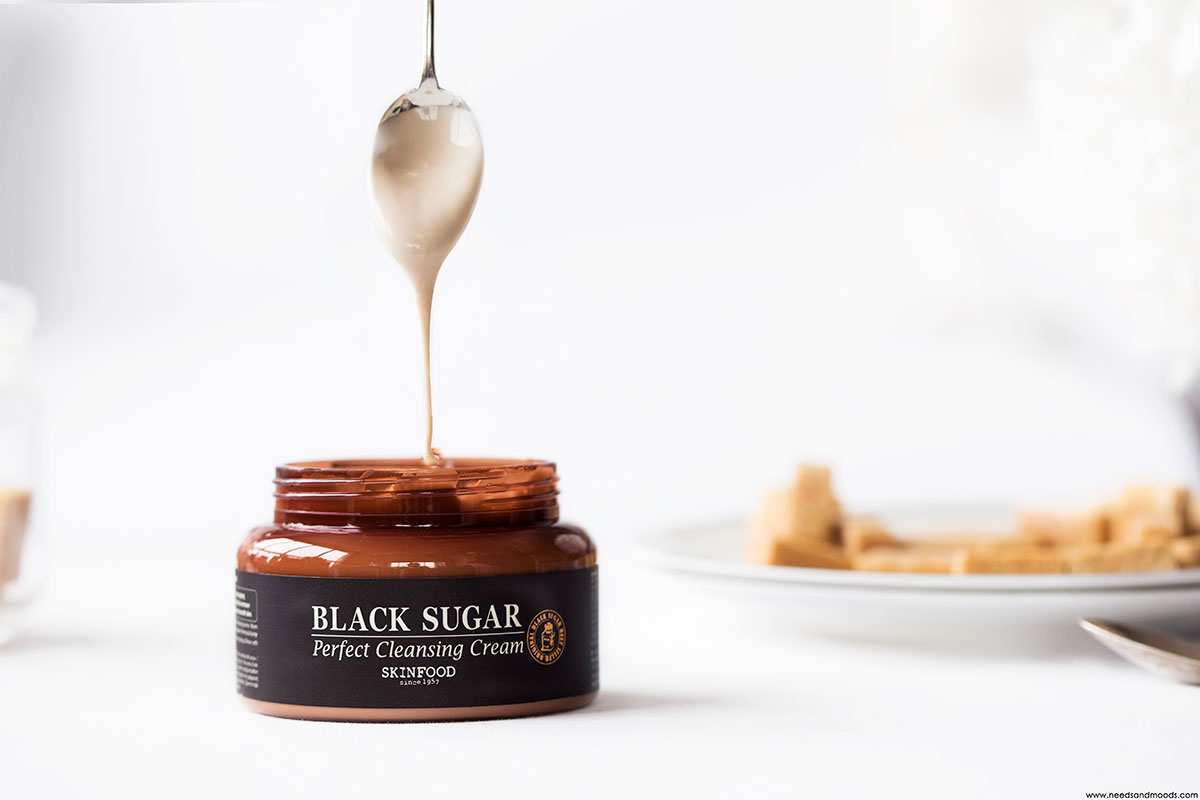 skinfood black sugar perfect cleansing cream avis