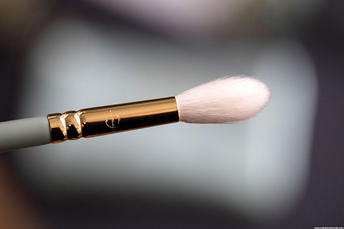 zoeva offline pinceau luxe powder fusion avis