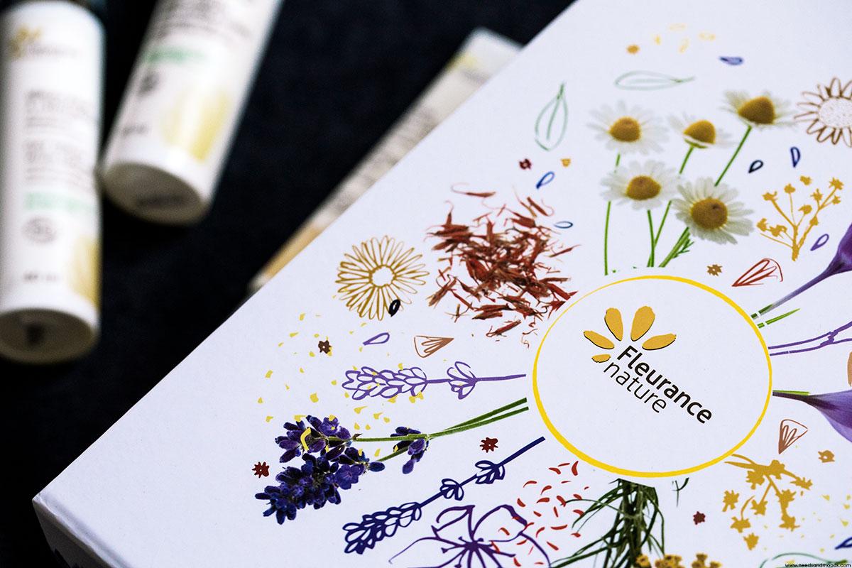 fleurance nature coffret soins bio