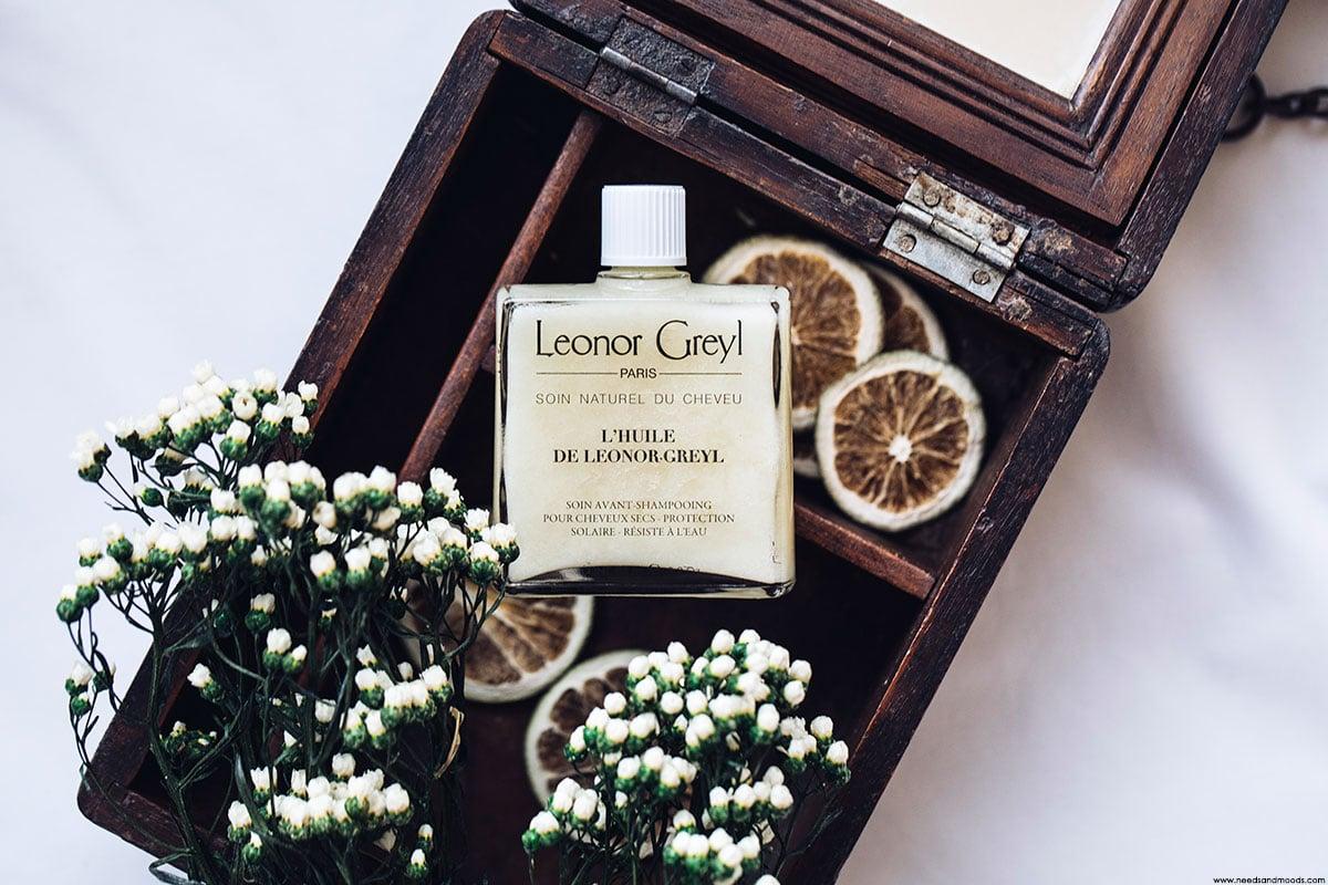 l huile de leonor greyl