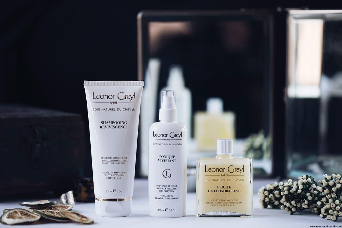 leonor greyl cheveux abimes