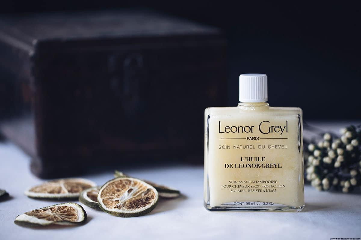 leonor greyl huile
