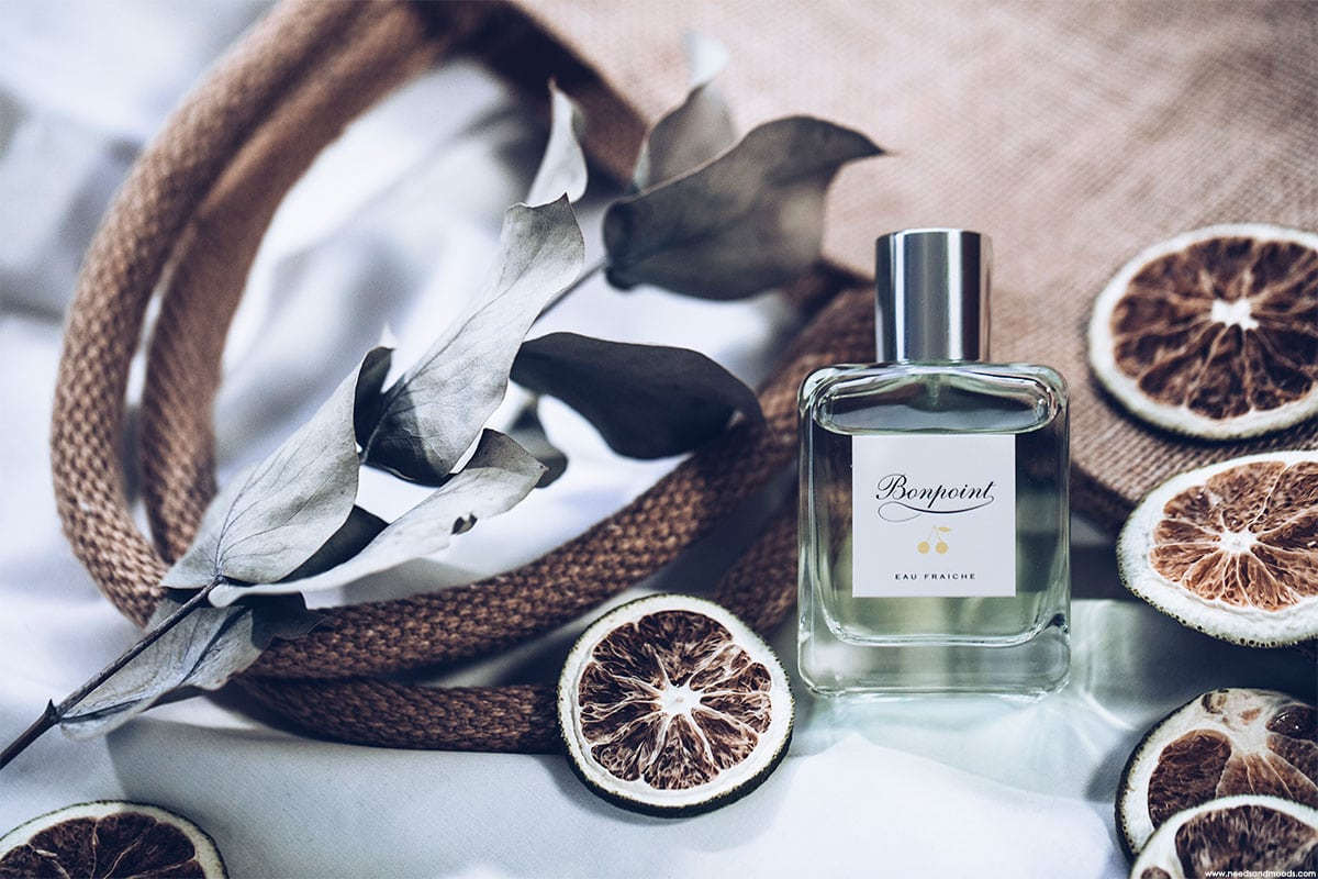 parfum eau fraiche bonpoint