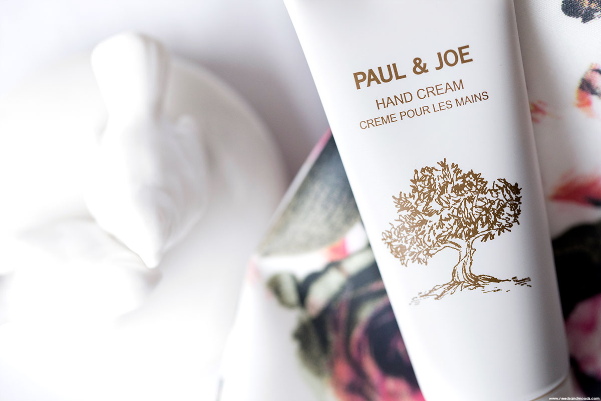 paul joe beaute hand cream