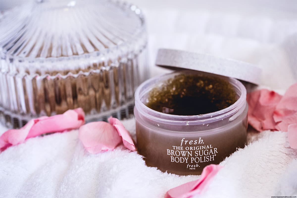 brown sugar body polish fresh beauty