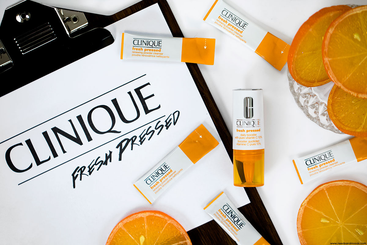 clinique fresh pressed avis