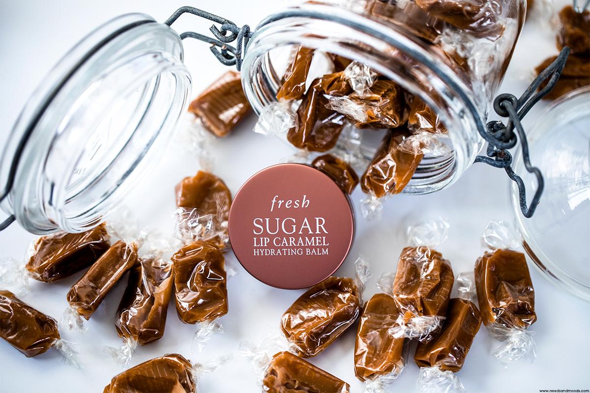 fresh baume levres caramel
