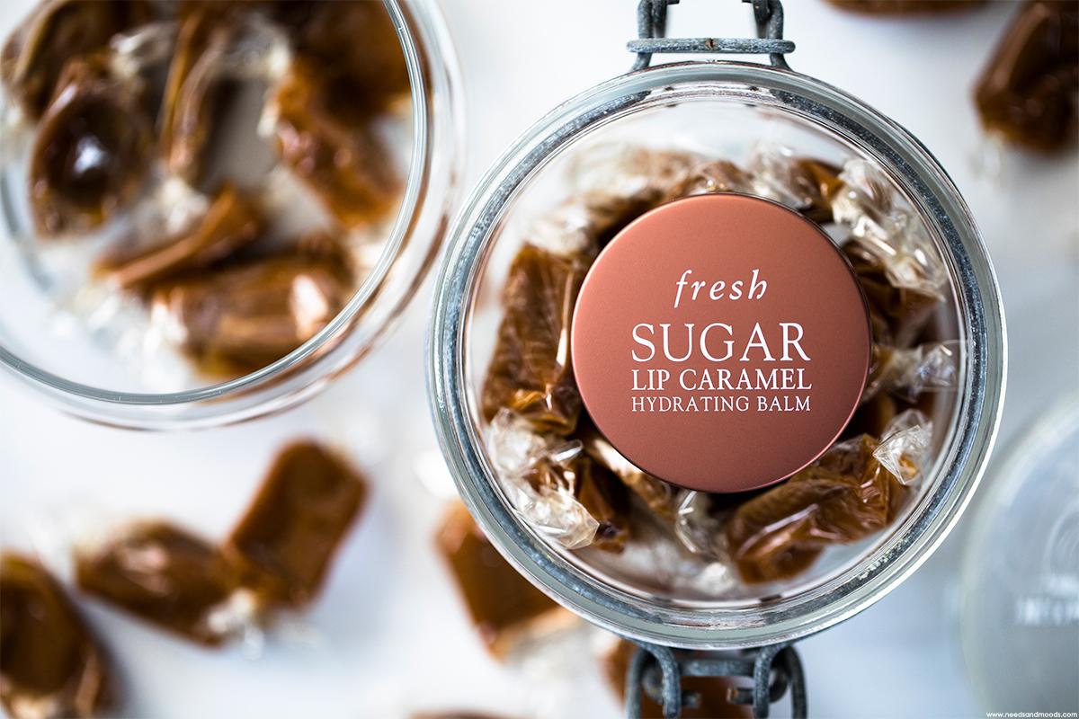 fresh beauty sugar lip caramel avis