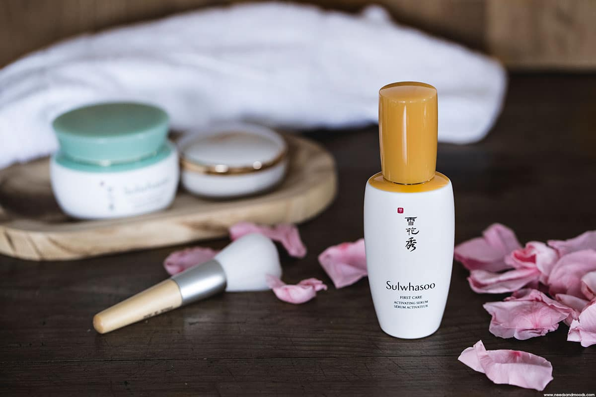 sulwhasoo first care serum activateur avis