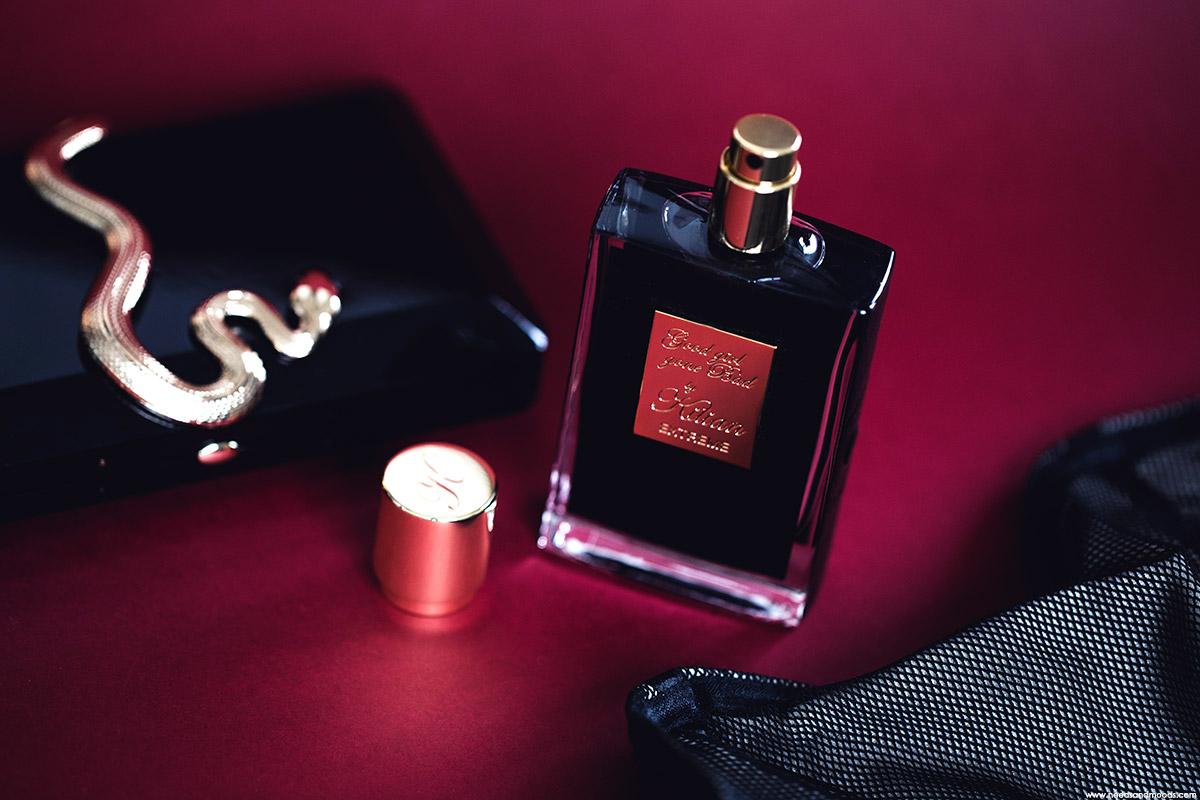 by kilian flacon parfum
