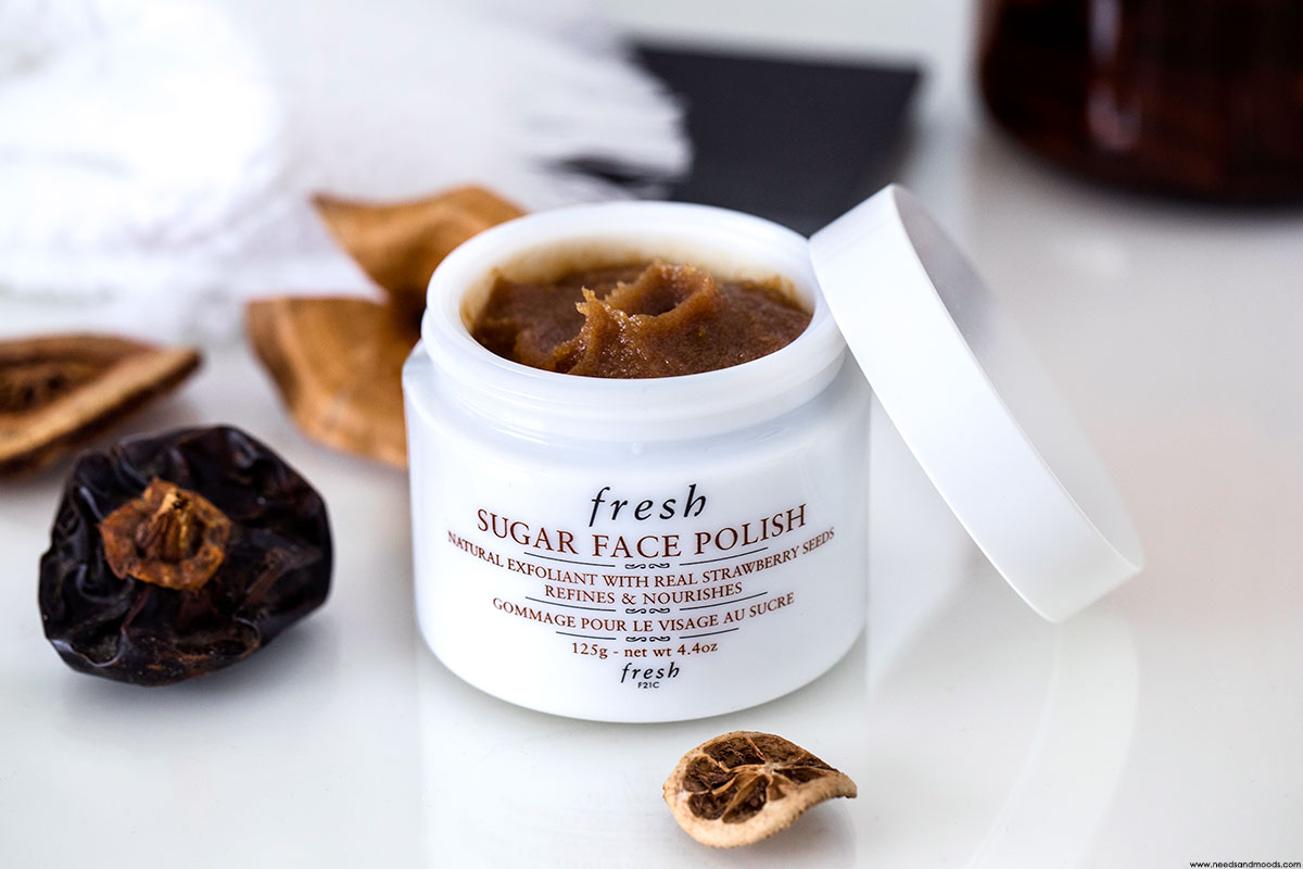 fresh sugar face polish avis