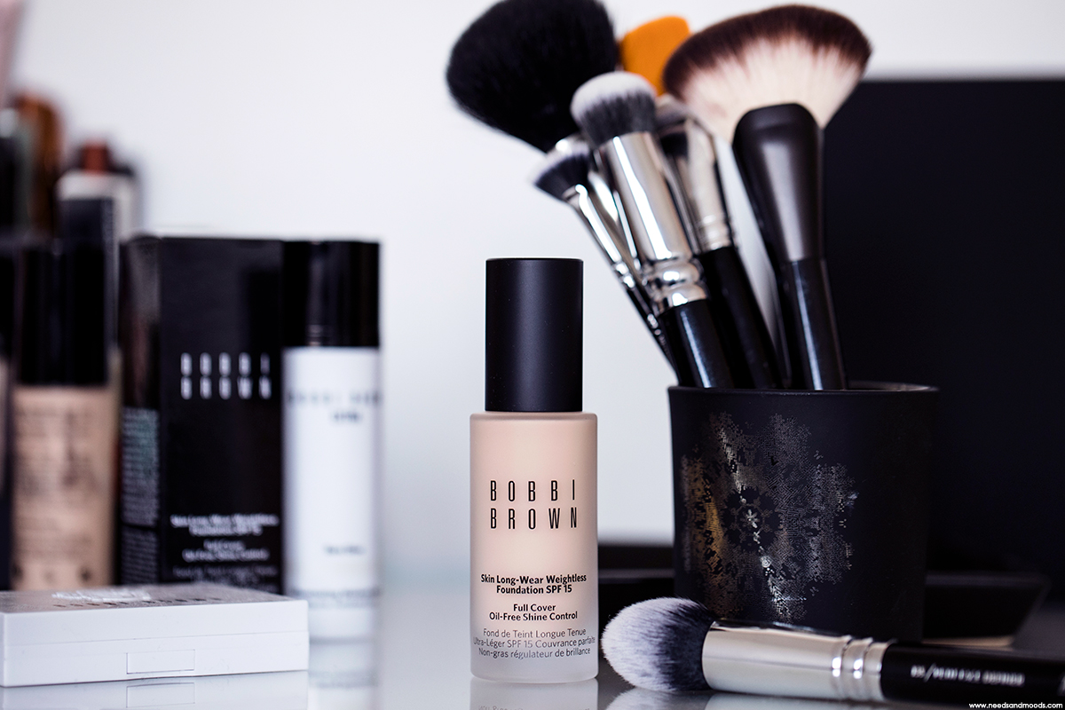 skin long wear weightless foundation bobbi brown avis