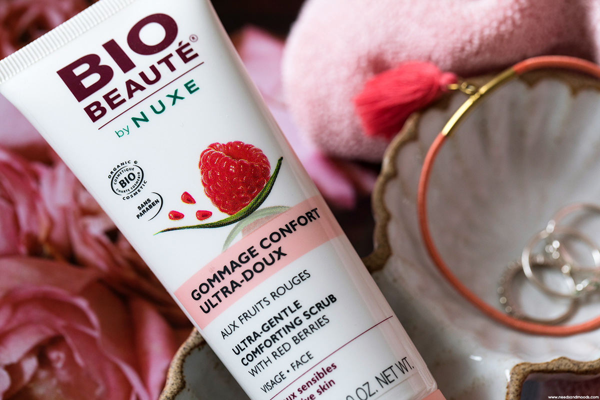 bio beaute by nuxe gommage confort