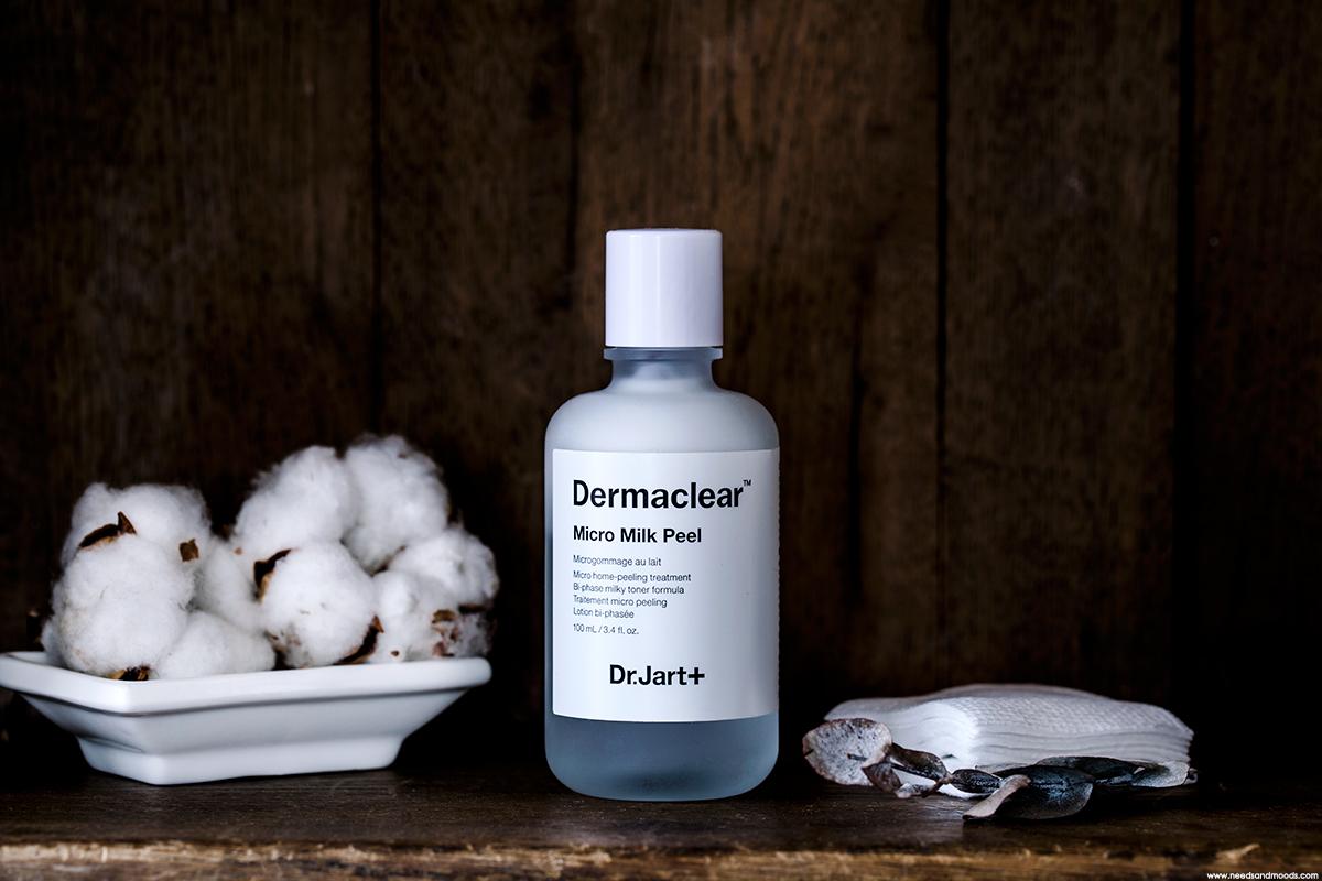 dr jart microgommage lait dermaclear