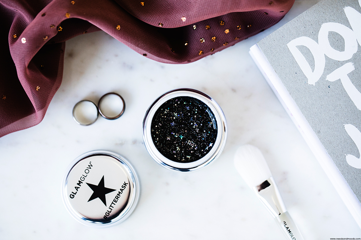 glamglow masque paillettes
