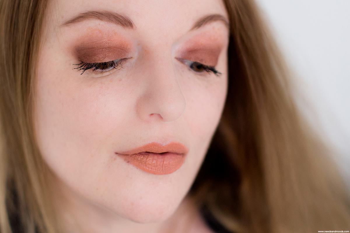 palette naked ultimate basics tutoriel