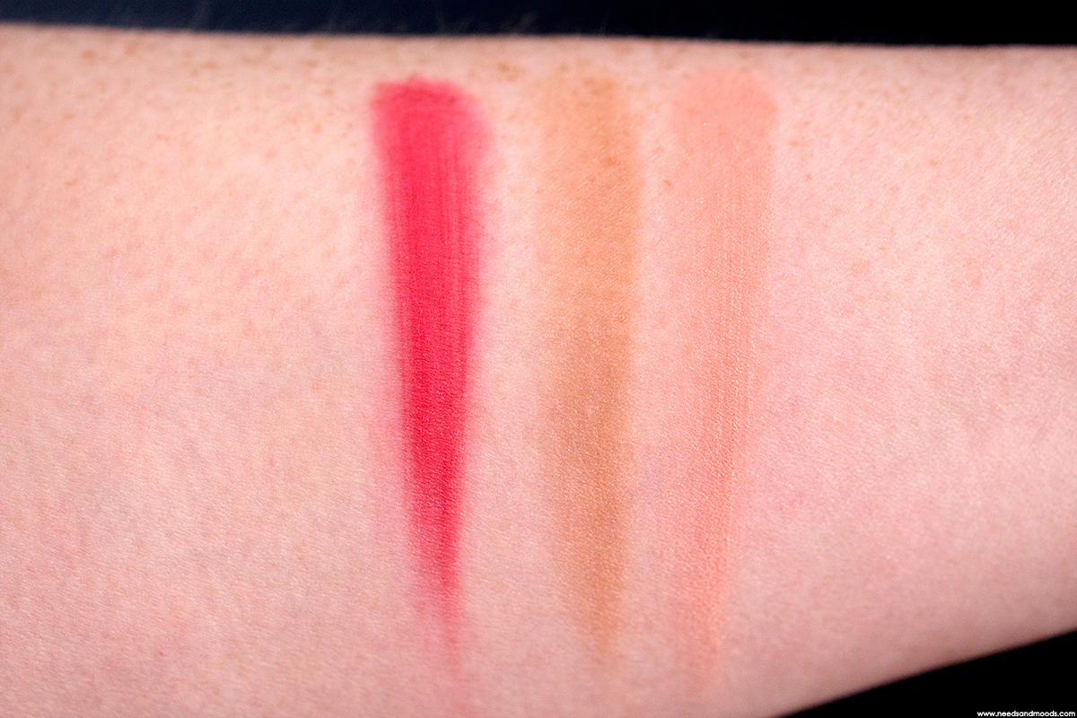 paul joe beaute blush swatch