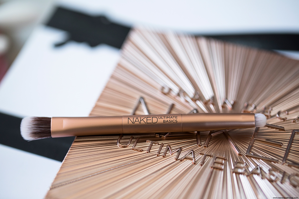 urban decay naked ultimate basics pinceau
