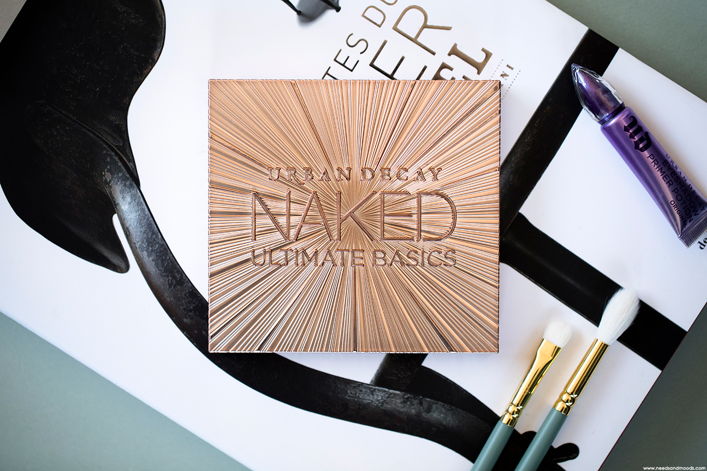 urban decay naked ultimate basics revue