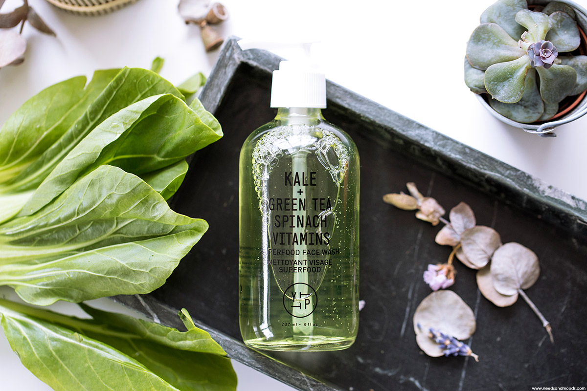Age Prevention Superfood Cleanser youth to the people