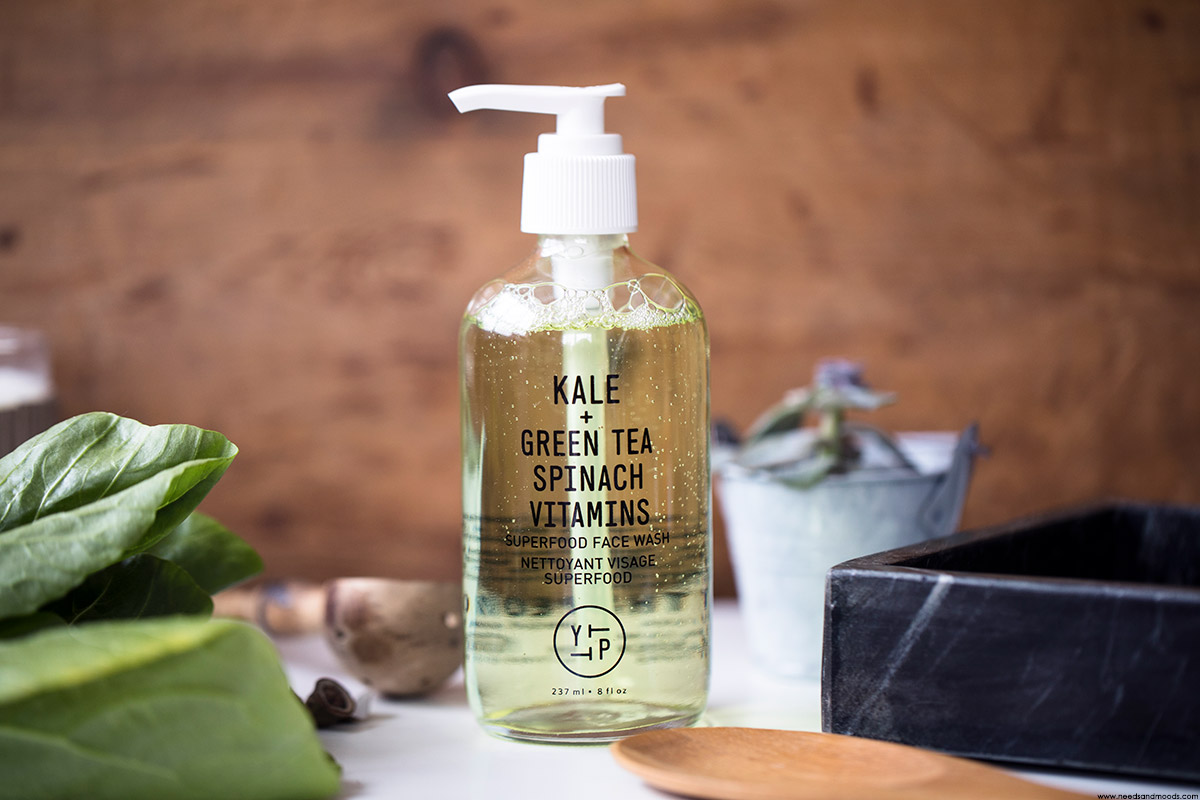 Age Prevention Superfood Cleanser