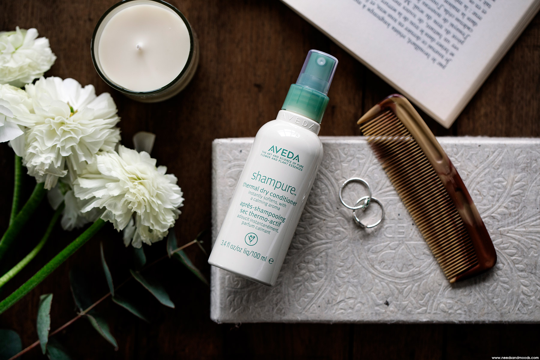 aveda apres shampooing sec thermo actif