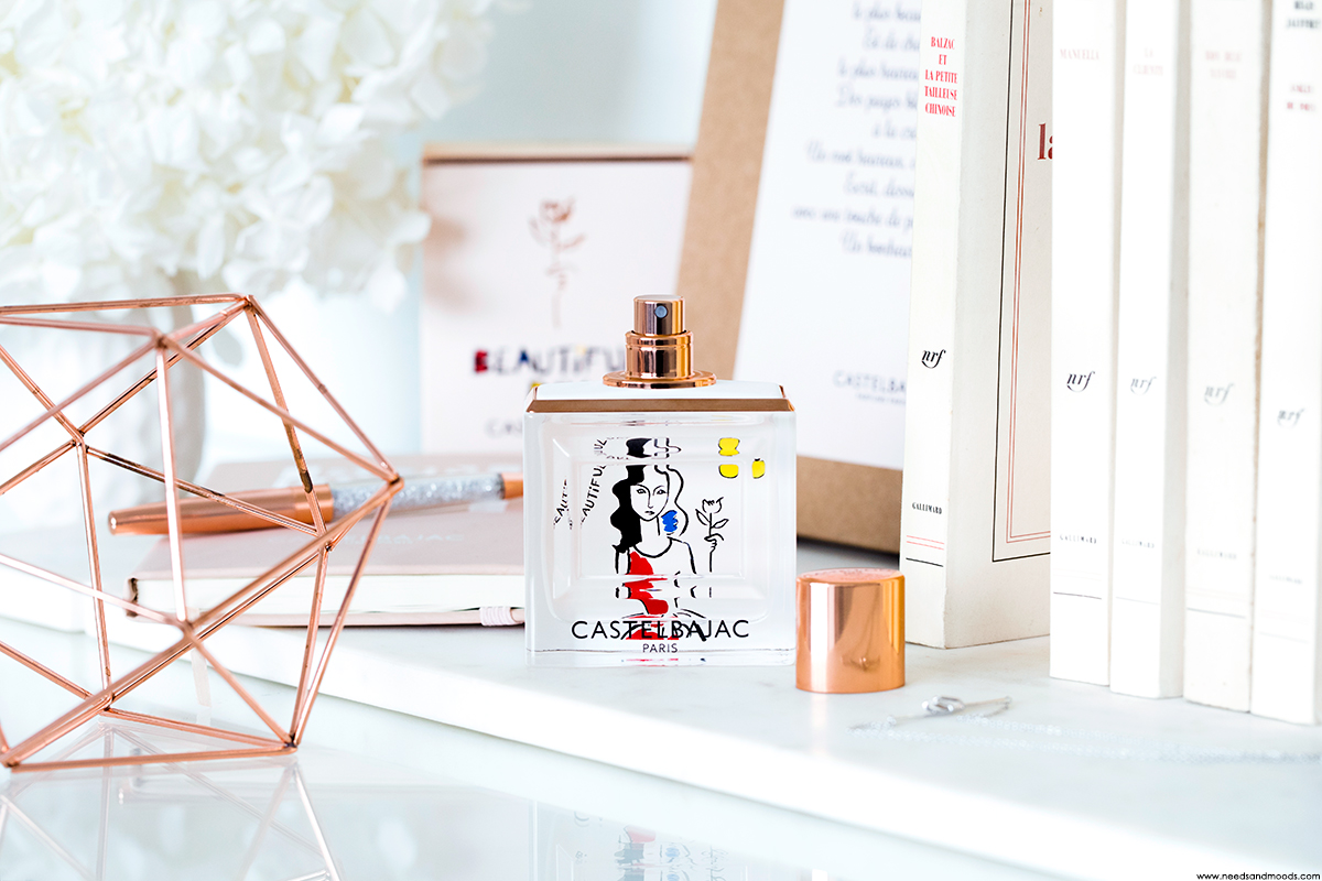 beautiful day eau de parfum bonheur castelbajac