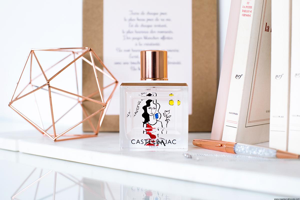beautiful day eau parfum bonheur castelbajac avis