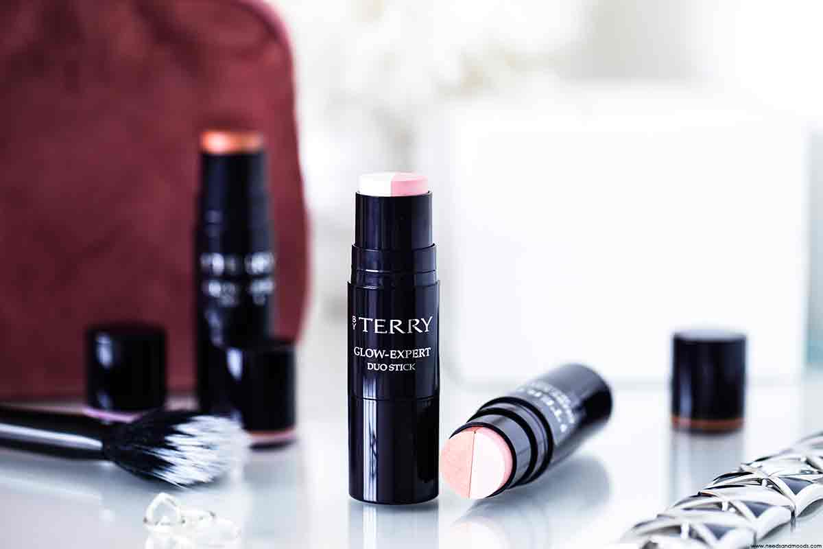 by terry glow expert duo stick cream melba