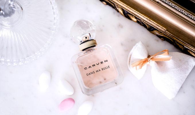 carven parfum dans ma bulle