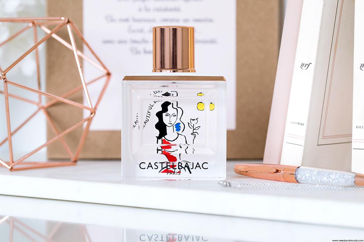 castelbajac parfum beautiful day bonheur avis