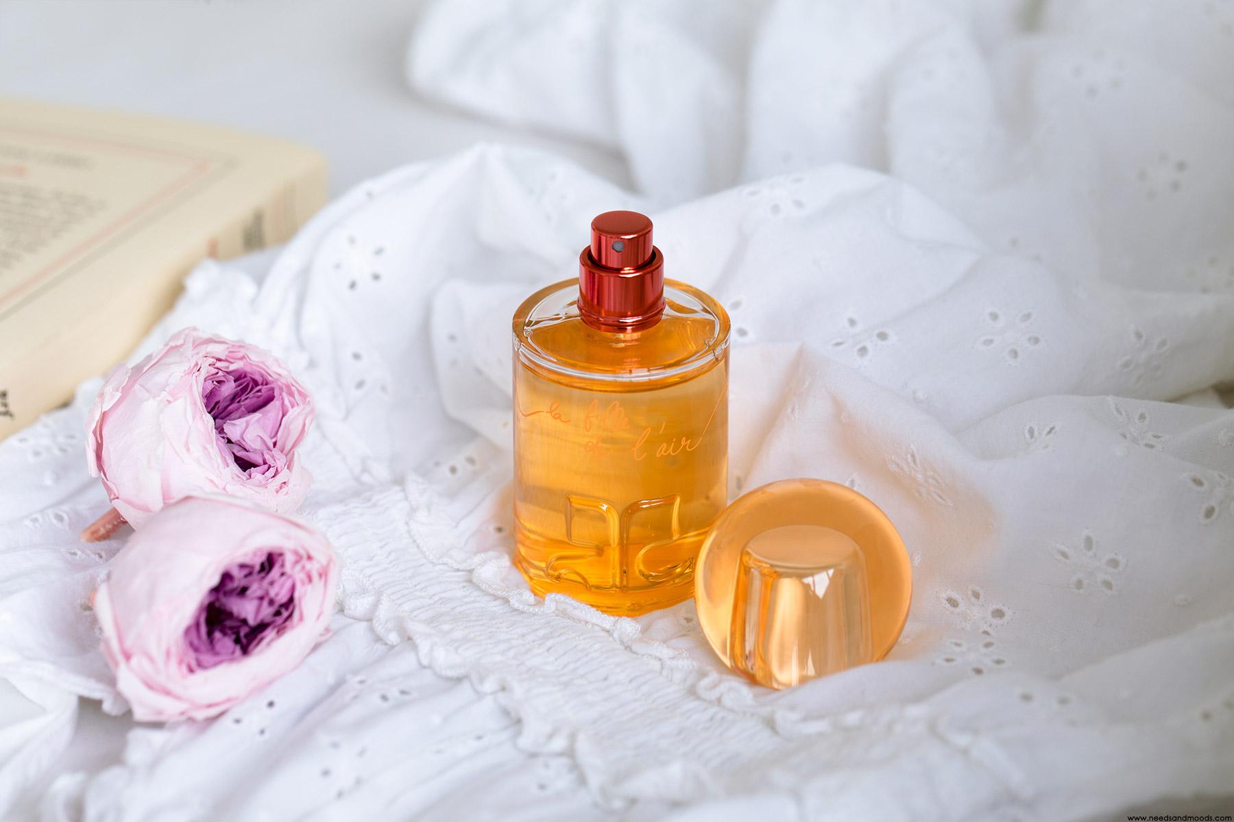 La Fleur L'airParfum De Doudou À Courrèges Fille D'oranger iPXZku