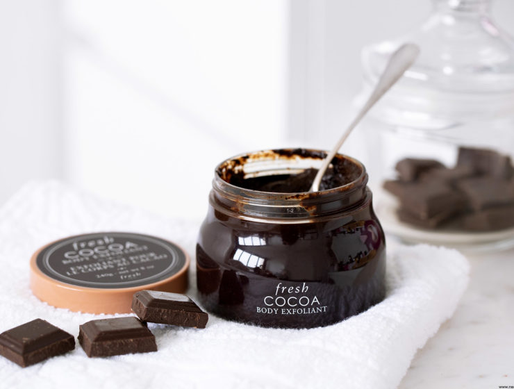 fresh beauty cocoa body exfoliant avis