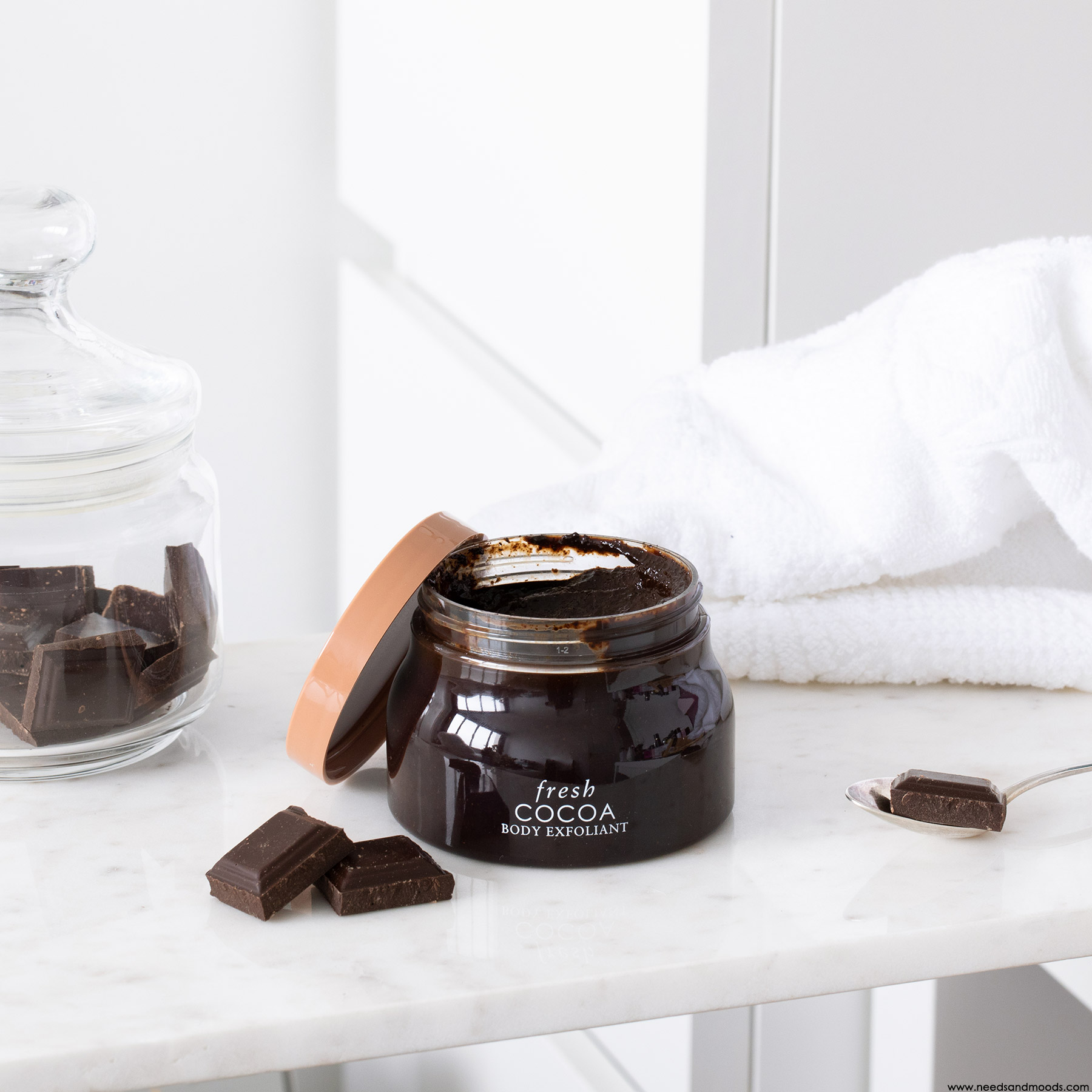 fresh beauty gommage chocolat