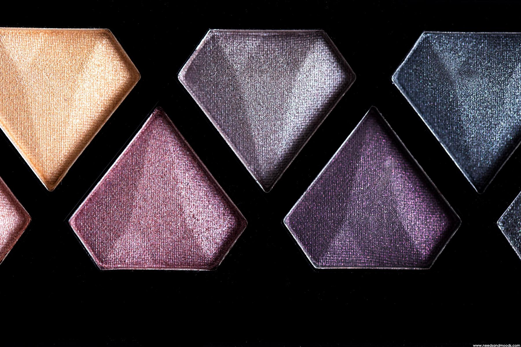 marionnaud palette de maquillage diamants etincelants avis